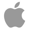 Apple_gray_logo100