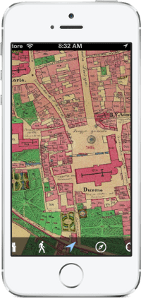Hmap map