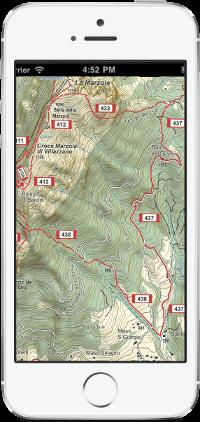 Trekkart_location